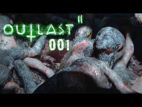 OUTLAST 2 ★ #001 - Der Horror beginnt! o.O [Gameplay German   Deutsch   PS4 Pro   Facecam]