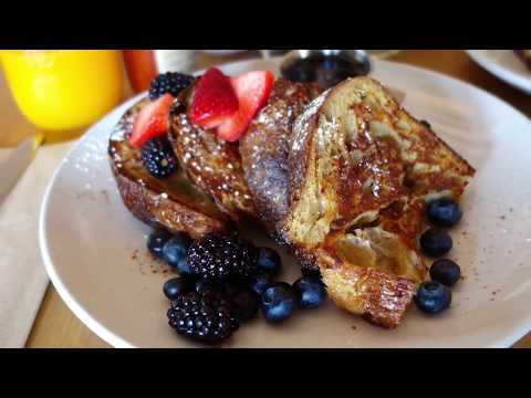 5 breakfast dishes Dominic Armato can't get out of his head