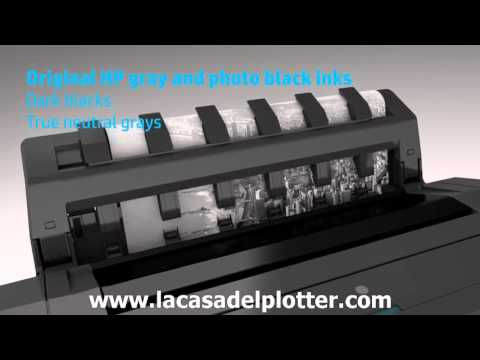 Plotter HP Designjet T930