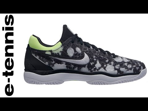 Nike Zoom Cage 3 Tennis Shoes 3D View Tennis Plaza Review  Tennis Plaza Review