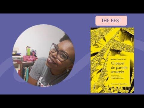 [Resenha] O Papel de Parede Amarelo - Charlotte Perkins Gilman