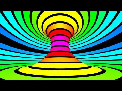 Эти оптические иллюзии вызовут у Вас галлюцинации