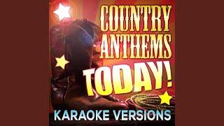 Driftin' Away (Originally Performed by Garth Brooks a.k.a. Chris Gaines) (Karaoke Version)