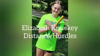 PICTFC Athlete Elizabeth Knuckey