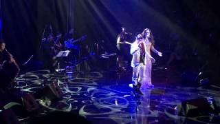 Hồ Ngọc Hà & Jimmii Nguyễn - Tình Như Lá Bay Xa (Live @ Tình Đông - Hà Nội 22/12/2016)