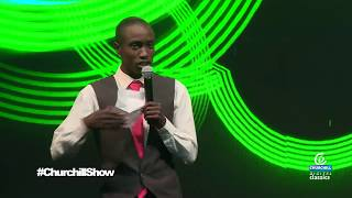 Njoro Comedian    Success Card Za Kiambu