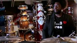 "Introducing ""Breakbeats by Questlove"". The new Ludwig Drumset"