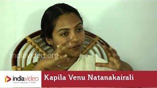 Kapila Venu on Natanakairali
