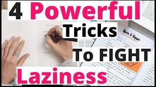 How To Overcome Laziness While Studying For Boards?Study Tips For Exams in Hindi|Smart Study