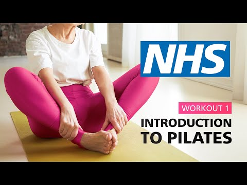 Introduction to Pilates - Workout 1 | NHS
