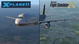 x plane 11 vs fsx - Thủ thuật máy tính - Chia sẽ kinh nghiệm sử dụng
