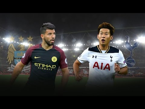 Manchester City vs Tottenham 2-2 LIVE Commentary 21/01/17  All Goals And Highlights 2017