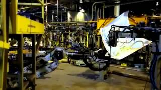 How the 2015 Ford F150 is made