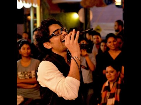 Tujhse naraz | Raw Acoustic live | Hrohit Saboo