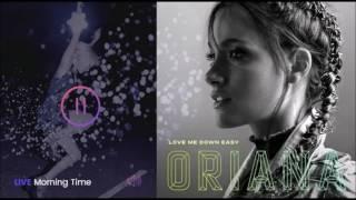 #RadioOne Oriana Sabatini presenta su primer single 'Love me down easy' + entrevista
