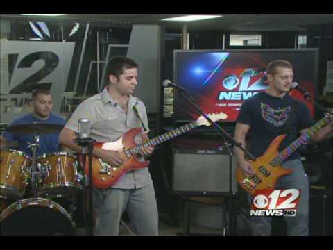 The Sound Mechanics- Song7- CBS12 Morning news