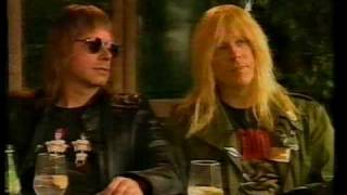 Spinal Tap - In Concert Interview (1992)