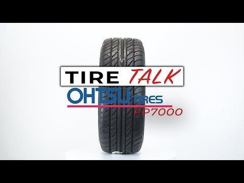 Tire Review: Ohtsu FP7000