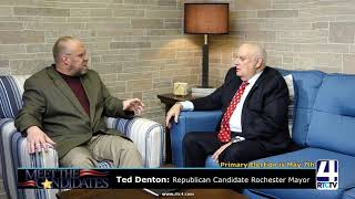 Mayoral Candidate Interviews - Ted Denton - 2019