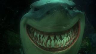 Нападение акул.В поисках Немо 2003 (Finding Nemo)