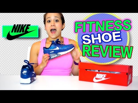 Nike AirMax 90 Fitness Sneaker Review! | QueenDeeFitness