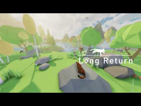 The Long Return : The Long Return - Game Trailer