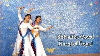 Nazm Nazm   Bareilly Ki Barfi   Arko   Dance Cover   Shivalika Goyal & Karnika Goyal