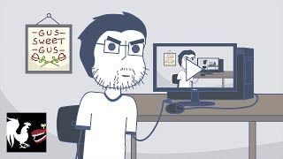Gus Amuck: The Making of RTAA - Rooster Teeth Animated Adventures