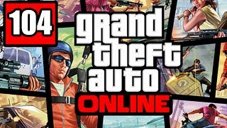 GTA 5 Online: The Daryl Hump Chronicles Pt.104 -    GTA 5 Funny Moments