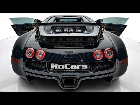 Bugatti Veyron Sapphire Edition - Stunning Project from MANSORY!