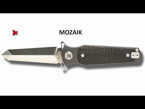 MOZAIK Folder | KRUDO Knives