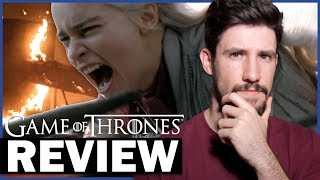 """GAME OF THRONES: Season 8 Episode 4 """"The Last Of The Starks"""" Review"""