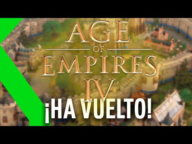 AGE OF EMPIRES IV: OCHO PREGUNTAS, OCHO RESPUESTAS