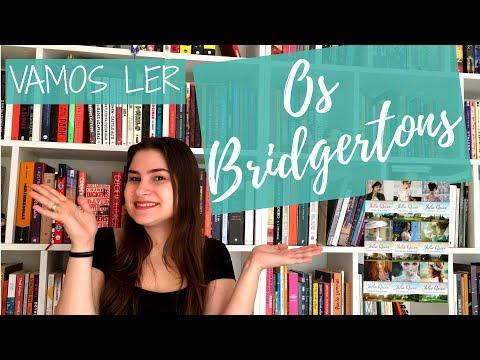 VAI TER LEITURA DE OS BRIDGERTONS, MINHA GENTE | Felicidade Clandestina