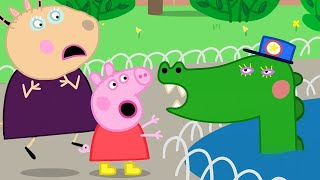 Peppa Pig Official Channel   Meeting Wild Animals with Madame Gazelle
