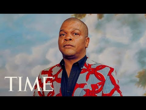 Kehinde Wiley On President Obama's Official Portrait: 'This Is The Real Thing'   TIME 100   TIME