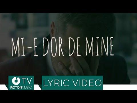 Gabriel Cotabita – Mi-e dor de mine Video
