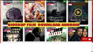 Gambar cover Cara Download film bioskop dengan  android