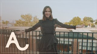Virtual Office & Studio Tour With Alexa Chung
