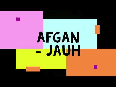 Lirik Afgan Jauh - Your Music
