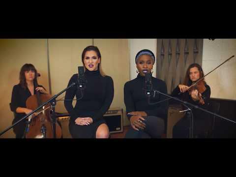 Taylor Swift – I Did Something Bad (Cover) | By Shoshana Bean and Cynthia Erivo