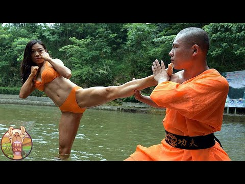 Voici Pourquoi Personne Ne Peut Battre Un Moine Shaolin !