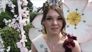preview picture of video 'Wiesbaden-Naurod: Feierlaune und strahlender Sonnenschein'