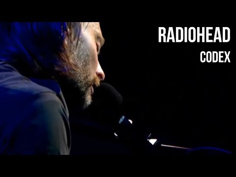 Radiohead - Codex | sub Español + lyrics