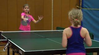 Tischtennis Minimeisterschaft 2016