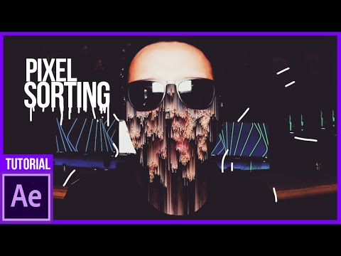 Pixel Sorting en After Effects  || Tutorial