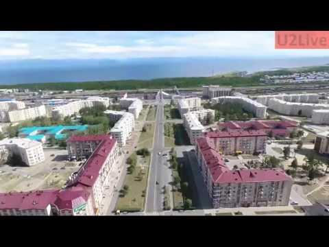 Город на берегу Байкала СЕВЕРОБАЙКАЛЬСК город в котором я жил