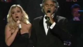 Katherine Jenkins & Andrea Bocelli - I Believe live 2009