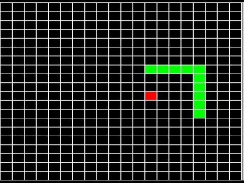 Java Speed Coding Game 1 : Snake