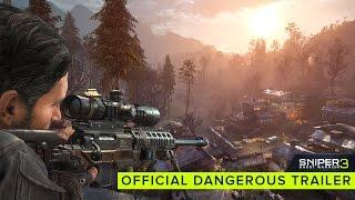 טריילר חדש למשחק Sniper Ghost Warrior 3